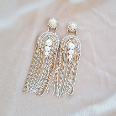 Earrings E316