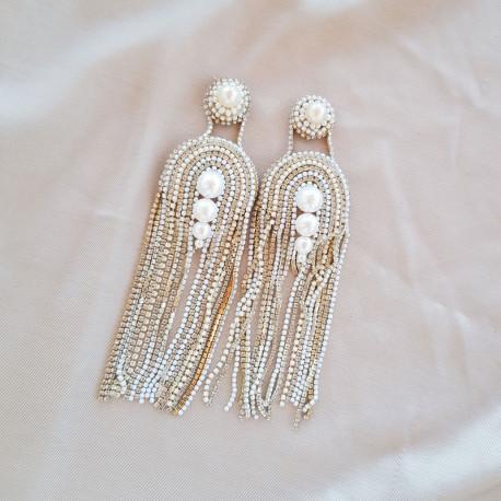 Серьги Accentuate Jewelry E104