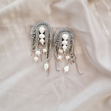 Серьги Accentuate Jewelry E105