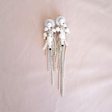 Earrings E334