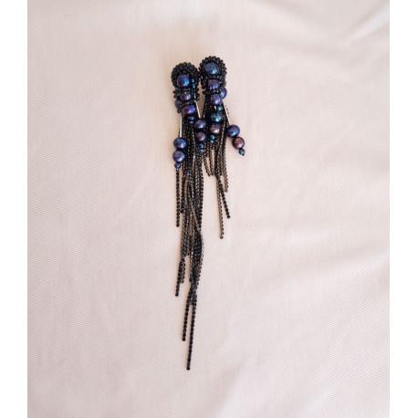 Серьги Accentuate Jewelry E108