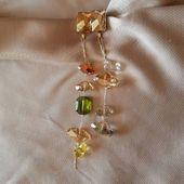 LOLLI earrings  Silver 925,Swarovski Enquiries 👉DM/lena.romanenko@gmail.com _ #lollipop#Accentuate#LOLLI