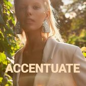 Celebrate a new day 🔥 White crystal GLITTER earrings  For orders 👉DM/lena.romanenko@gmail.com  _ #Accentuate#collection _ #