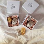 SS20 exclusive handcrafted earrings collection Unique shape and texture of sea urchin . inspired by nature🐚brass 24k gold finish/rhodium  MAKE THR ORDER 👉DIRECT Эксклюзивная лимитированная  коллекция сережек ручной работы  уникальной формы с полностью сохраненной текстурой морского ежа 🖤  Пары возможны как одного размера так и асимметричные ( одна больше , вторая меньше). Латунь,позолота 24к/ родирование Оформить заказ и узнать стоимость 👉DIRECT