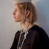 ACCENTUATE accessories pre-fall '20  photo @faaasss66  model @sava_tati  #Accentuate#collection#paris#fw